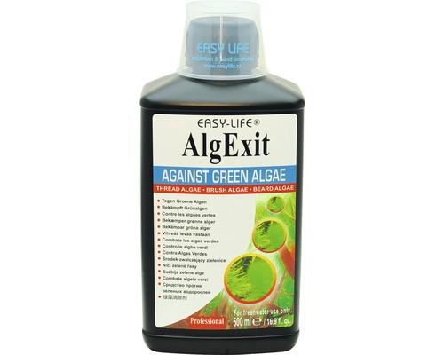 Lutte contre les algues