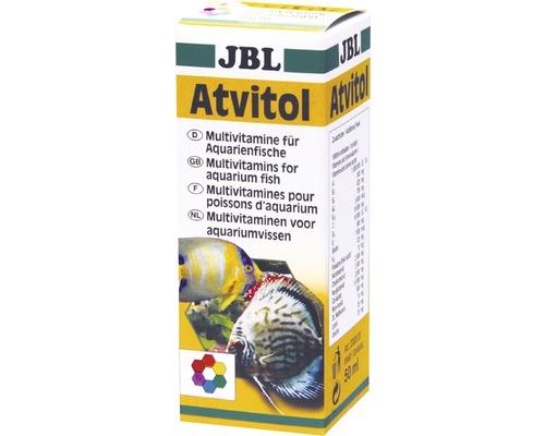 ultivitamine JBL Atvitol für Aquarienfische 50 ml