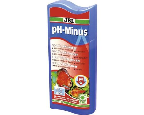 JBL pH-Minus 100ml D/GB