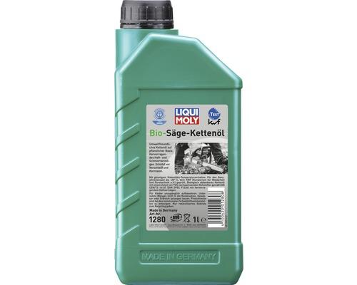 Huile pour tronçonneuses/huile pour chaîne de tronçonneuse Bio Liqui Moly 1L
