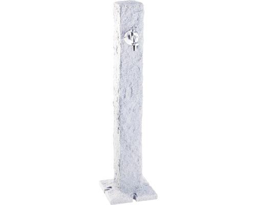 Fontaine GARANTIA 13x13x100 cm, granite clair