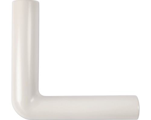 Coude pour tube de rinçage 230x210 manhattan