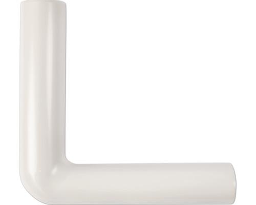 Coude pour tube de rinçage 380x210 manhattan