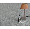 Teppichboden Schlinge Matrix anthrazit 400 cm breit (Meterware)