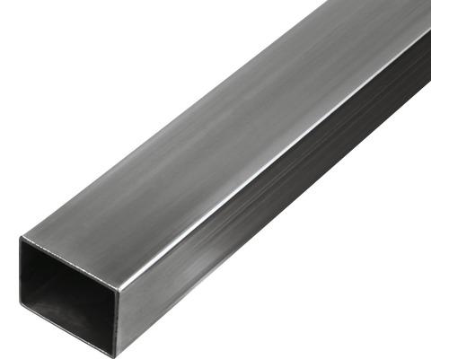 Tube rectangulaire en acier 40x30x1.5 mm, 1 m