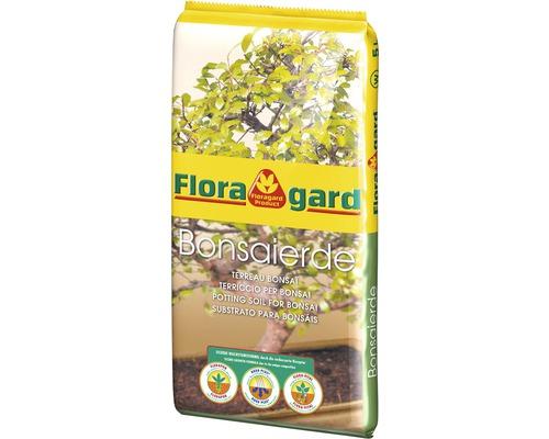 Terreau bonsaї Floragard 5 L