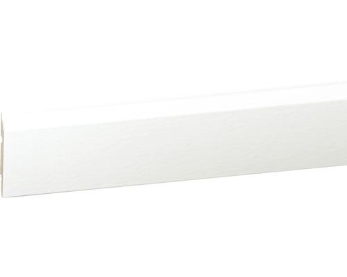 Plinthe blanche 15x80x2400mm