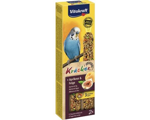 Vogelsnack, Vitakraft Frucht-Kräcker® für Sittich, 2 Stück, 60 g