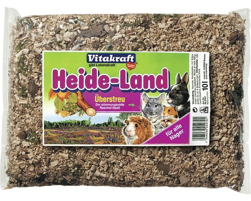 Überstreu Vitakraft Country Home Heide-Land Waldboden 10 l
