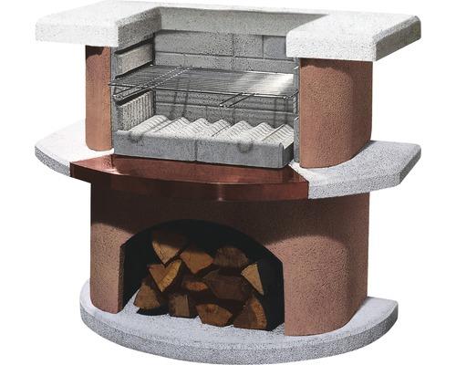 Barbecue cheminée-bar Buschbeck, Bologna, 54 x 34 cm