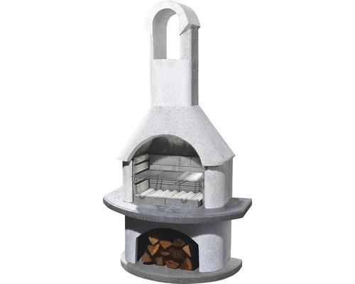 Barbecue cheminée Buschbeck Valenzia, 54 x 34cm