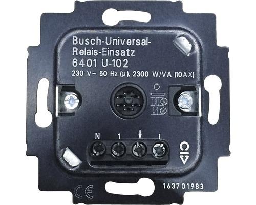 Insert de relais universel Busch-Jaeger 6401 U-102