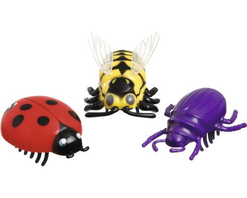 Katzenspielzeug Käfer, Biene, Spinne zufällige Farb- und Musterauswahl
