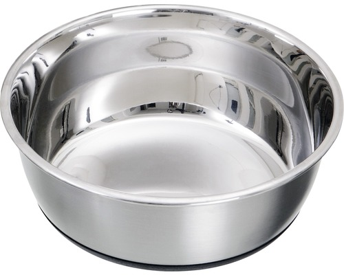 Hundenapf Edelstahl, 1900 ml