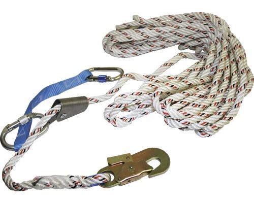 Système antichute et corde de sécurité