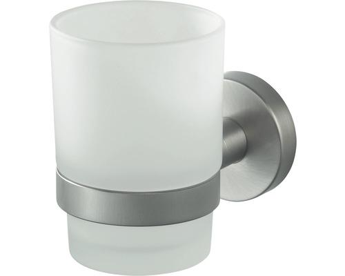 Gobelet pour brosse à dent avec support Haceka Kosmos Tec