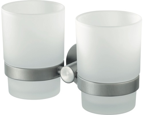 Double porte-gobelets Haceka Kosmos Tec
