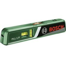 Laser-Wasserwaage Bosch DIY PLL 1 P inkl. 2 x 1,5-V Batterien (AAA)-thumb-0