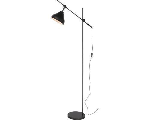 Lampadaire Dordrecht gris 1 x 60 W E14 h:150 cm
