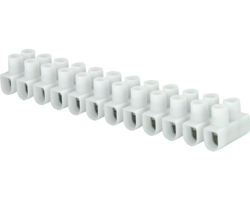 Bornier 12 poles 1.5 - 6.0 mm², 2 unités