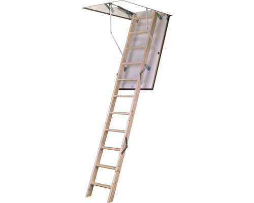 Escalier de grenier Pertura® Niobe 120 x 60 cm