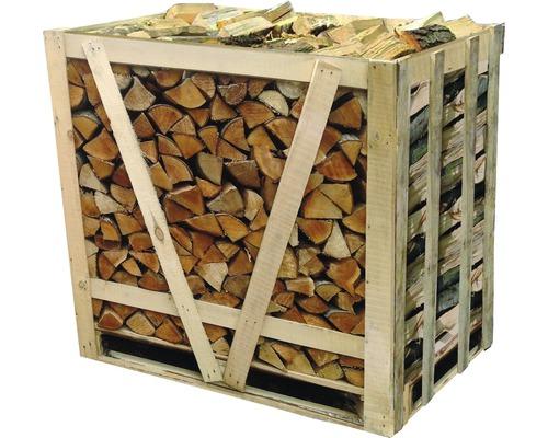 Bois de cheminée 1 stère de bois de hêtre pur