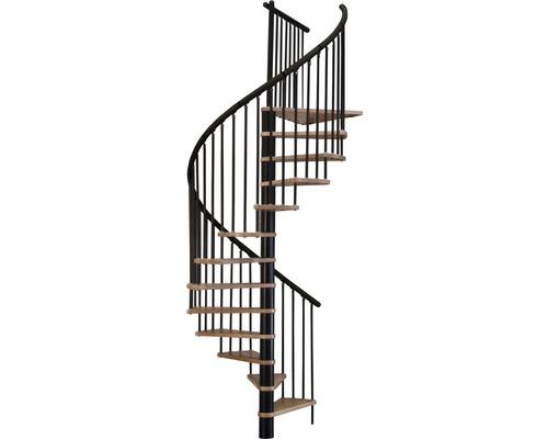 Escalier spirale Irini 13 marches Ø 120 cm