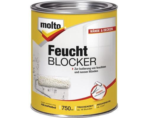 Anti-humidité Molto blanc 750 ml
