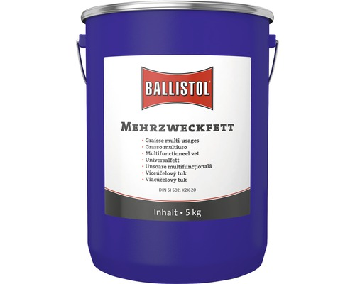 Graisse multiusage Ballistol 5000 g