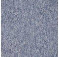 Dalle de moquette Largo blue 50x50 cm