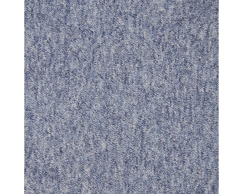 Teppichfliese Largo blau 50x50 cm