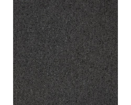Teppichfliese Largo anthrazit 50x50 cm