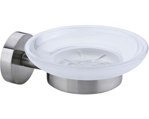 Porte-savon tesa MOON avec acier inoxydable