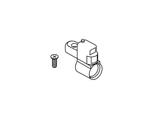 Charnière Pressalit acier inoxydable A 9133