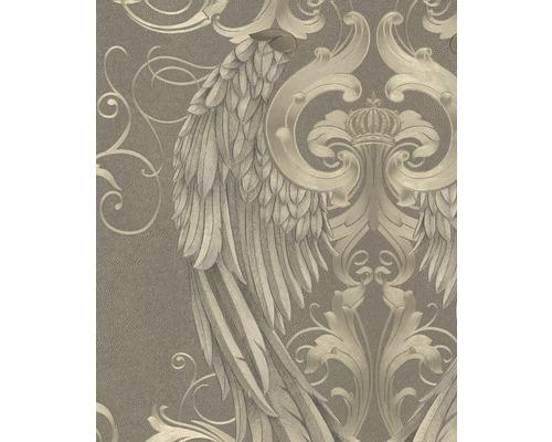 Papier peint intissé Harald Glööckler ailes d''ange or