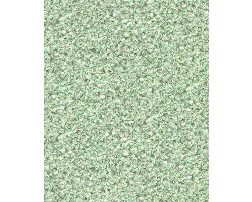 Papier peint intissé Harald Glööckler petit motif vert