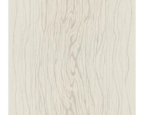 Papier peint intissé Colani VISIONS Veinure bois vanille