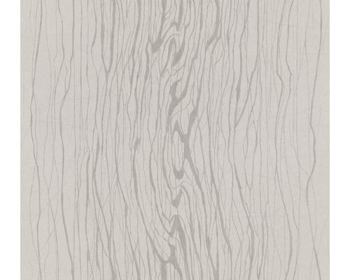 Papier peint intissé Colani VISIONS Veinure bois beige foncé