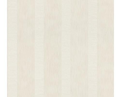 Papier peint intissé Colani VISIONS Rayures crème