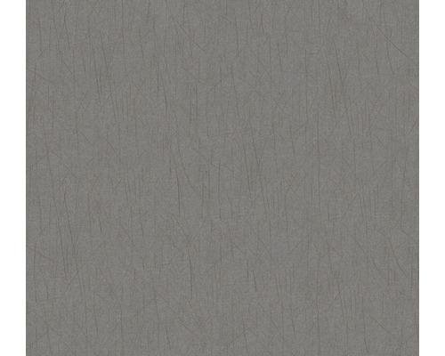 Papier peint intissé Colani VISIONS Uni gris foncé