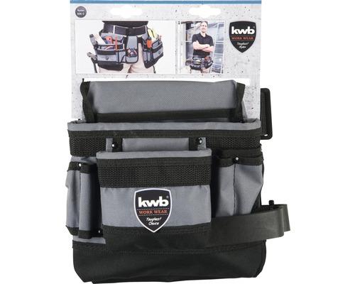 Werkzeugtasche kwb 2-tlg