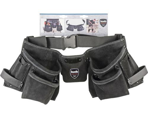 Pochette à outils pour ceinture avec 2 poches