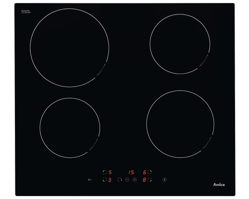Table de cuisson par induction Amica KMI 13298 C