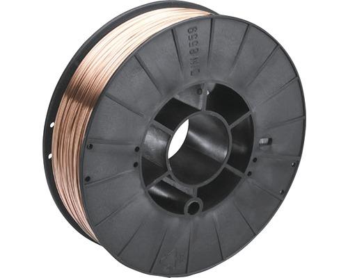 Fil à souder à gaz CFH Ø 0.8 mm 5 KG