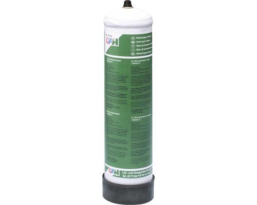 Bouteille de gaz soudure Argon CFH 60 bars 1,3 kg