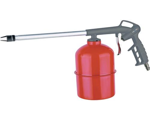 Pistolet de pulvérisation Aerotec 1 L gobelet à aspiration