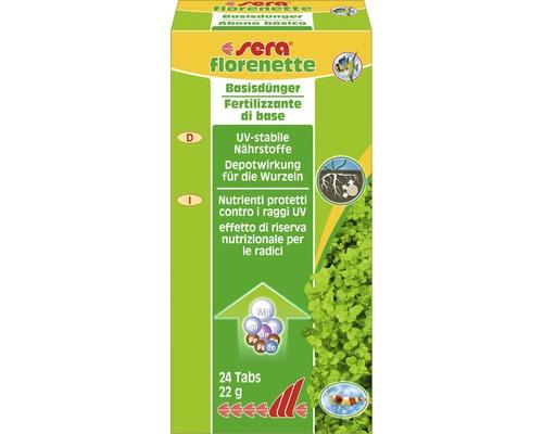 Entretien des plantes sera FLORENETTE, 24 comprimés