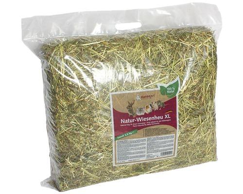 Wiesenheu Hansepet locker gefüllt 2,5 kg