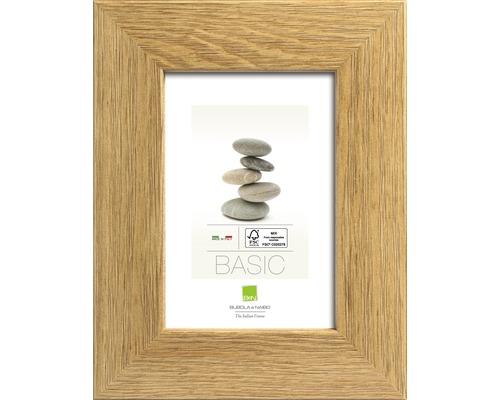 Cadre en bois SANDRA chêne 10x15 cm