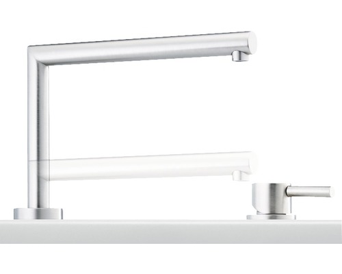 Küchenarmatur Franke Active Window edelstahl-optik - HORNBACH Luxemburg